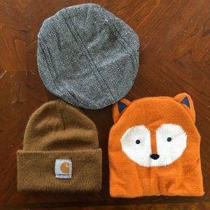 Other - Baby boy hat bundle